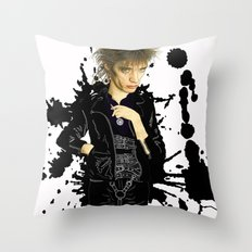 Blixa  Throw Pillow