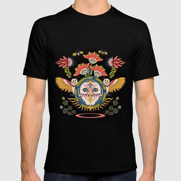 Inca Owl T-shirt