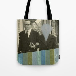 Silver Wife Tote Bag