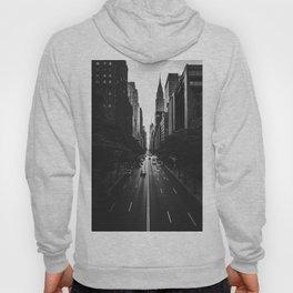 New York City (Black and White) Hoody