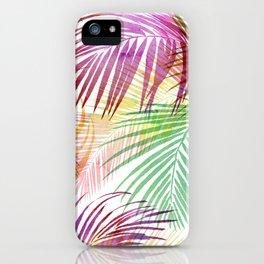 Tropicalia No. 1 iPhone Case