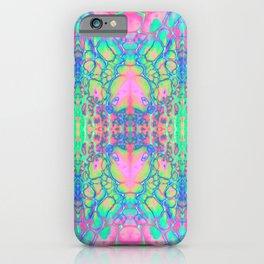 Pastel Presence iPhone Case