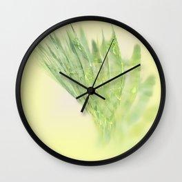 fresh vegetable Wall Clock
