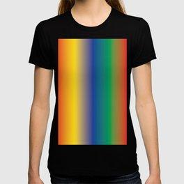 Colourful Rainbow Shades Follow the Rainbow T-shirt