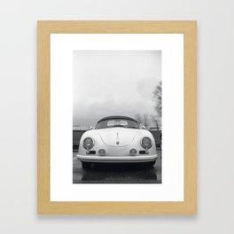 356 at Spanish Banks Framed Art Print