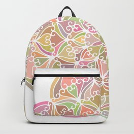 Mandala 03 Backpack