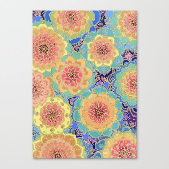 Obsession Canvas Print
