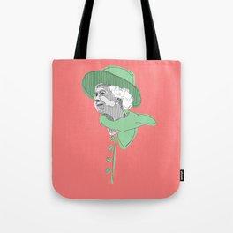 Queen elisabeth II portrait Tote Bag