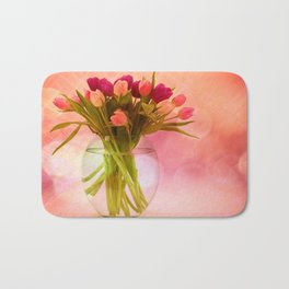 A Bloom for Spring Bath Mat