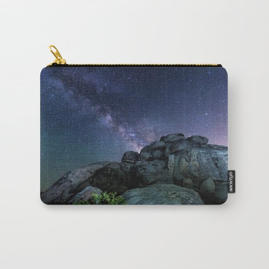 Milky Way Rock Carry-All Pouch