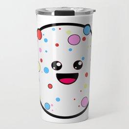 Sprinkled Candy Kawaii Travel Mug