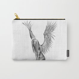 Lonely Angel Carry-All Pouch