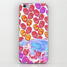 Diamond Pollen iPhone & iPod Skin