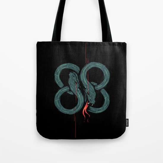 Eighty 8 Tote Bag