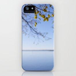 Spring. iPhone Case
