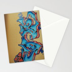 Blue & Yellow Stationery Cards