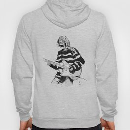 The Ghost of Cobain Hoody