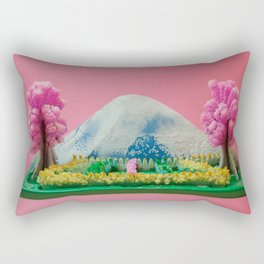 m a g i c g a r d e n Rectangular Pillow