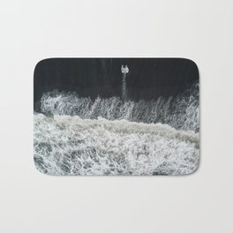 Mother Earth and her Child Bath Mat