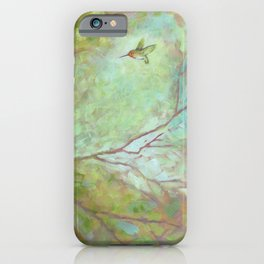 Forest Treasures Part B iPhone Case