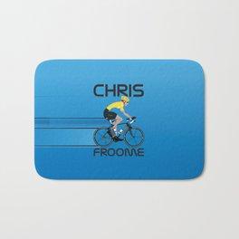 Chris Froome Yellow Jersey Bath Mat