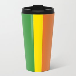 Cadmium Stripes Travel Mug