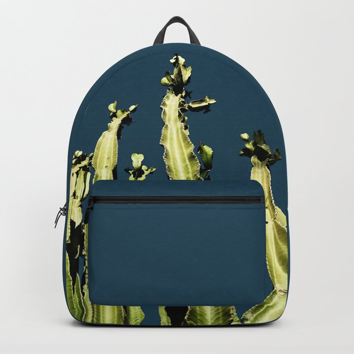 Cactus - blue Backpack