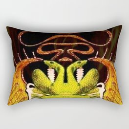 """Tantric Transfigurations"" Rectangular Pillow"