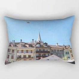Switzerland 2010 Rectangular Pillow