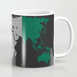 Nigeria flag Coffee Mug