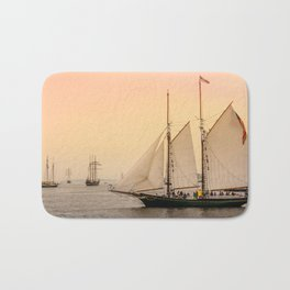 Morning of Glory 2 - Sail Boston 2017 Bath Mat