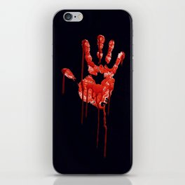 Halloween Hands iPhone Skin