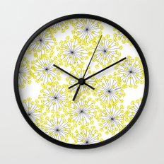 Fennel Wall Clock