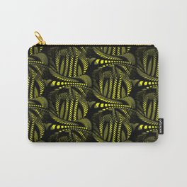 Braiding shapes Carry-All Pouch