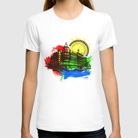 chicago T-shirts featuring Chicago by Badamg