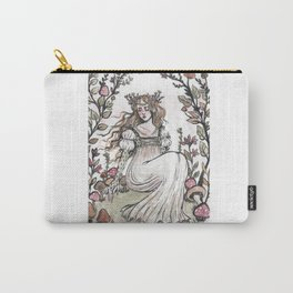 Fairy Ring Maiden Carry-All Pouch