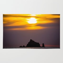 Island Sunset Rug