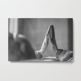 The Prayer Metal Print