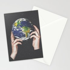 OPEN MINDED Stationery Cards