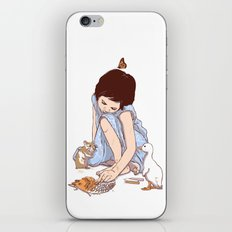 Create life iPhone & iPod Skin