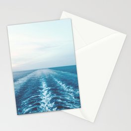 boat trail Stationery Cards