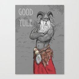 Good Yule! Canvas Print
