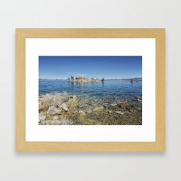 Mono Lake Tufa, No. 2 Framed Art Print