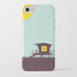 Locals Only - San Diego iPhone Case