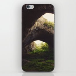 The Cave iPhone Skin