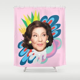 Yas Queen Gilmore! Shower Curtain