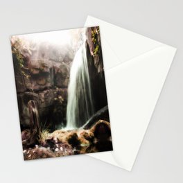 The Forgotten Cascades Stationery Cards