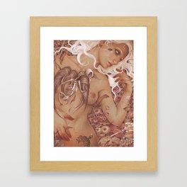 Icarus Dream Framed Art Print