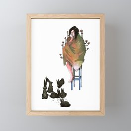 home alone Framed Mini Art Print