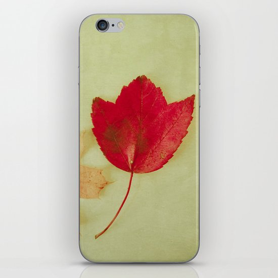 Live Simply . Simply Live iPhone & iPod Skin